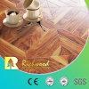 piso resistente de madera de Laminbated de agua de la nuez del tablón del vinilo de la viruta AC3 de 12.3m m