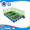 Campo de jogos ao ar livre do fabricante do Trampoline para vendas