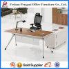 금속 프레임 순수한 백색 사무실 매니저 테이블