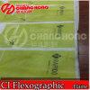 Impresora de Flexo/papel/satélite tejido Poly/HDPE/Woven/Sack/Non