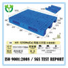 1210X1010 Storage Cargo Plastic Products Transportion Shipping Pallet