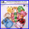 Bottiglia di acqua personalizzata di Foldable Plastic con Stainless Steel Ring (EP-B125517)