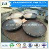 Protezione capa servita piana della protezione di estremità del acciaio al carbonio
