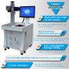 Precio de escritorio de la máquina de la marca del laser del grabado de la marca del metal