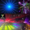 El CE RoHS 3W escoge la luz verde de DJ de la luz laser