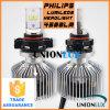 4500lm Phi-Lips LED H11 Speed Headlight LED