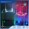 Boîtes acryliques colorées pour la décoration (HST 02)