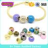 Het modieuze Metaal parelt de Kleurrijke Charmes van Tegenhangers voor Halsband of Armband