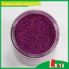 Laser Violet Glitter Powder mit Low Price