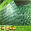 Tissu imperméable à l'eau d'ombre de serre chaude de jardin de HDPE
