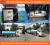 4*2 Mobiele Van brandstof voorziende Vrachtwagen JAC