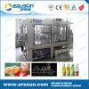 Capsulador 3 do enchimento do Isobar de Rinser do frasco do animal de estimação em 1 máquina
