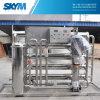 Sistema industrial do filtro de água da osmose reversa