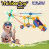 Мир пластичных игрушек строительных блоков опирающийся на определённую тему мечт