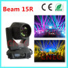 Selling quente 330W 15r Moving Head Beam Light para Stage
