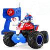 1/12 RC Car Captain Amerika Remote Control nicht für den Straßenverkehr Vehicles Climbing Car