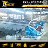 Minerai en gros secouant l'usine minérale de matériel de concentration de densité de concentrateur de Tableau