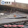 연성이 있는 철 관을 일렬로 세우는 시멘트