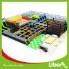 Раскрывая крытая площадь Trampoline с Various Games