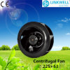 225mm Thermallly Protected Ball Bearing Centrifugal Fan Blowers