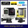 170 appareil-photo sous-marin d'action de l'appareil-photo grand-angulaire 1080 plein HD de sport de degré