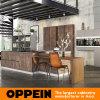 Oppeinの焼結させた表面の終わり(OP16-SIN01)を用いる贅沢な木製の食器棚