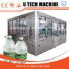 Installation de mise en bouteille contrôlée automatique de l'eau potable 5L d'AP