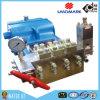 Pompe à piston à haute pression de jet d'eau (PP-128)
