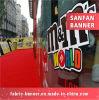Bekanntmachen des anhaftendes Vinyl-Belüftung-preiswerten Firmenzeichens Sticker&Decal