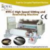 Talhadeira de Ryfj-C e máquina de alta velocidade de Rewinder