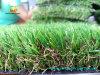 [أو] شكل يرتّب زخرفة عشب اصطناعيّة لأنّ حديقة