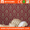 Grade élevé Wallpaper avec Damask Design