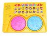 Módulos de tambor para los libros o los juguetes de niños