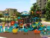 Высокого качества детей чужеземца Kaiqi спортивная площадка среднего размера опирающийся на определённую тему напольная (KQ50066A)
