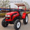 4X4 trator barato da roda de Traktor da exploração agrícola do trator 20HP 30HP 40HP 4WD com carregador dianteiro