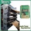 Paper ad alta velocità Bag Making Machine con Flexo Printing