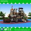 OpenluchtSpeelplaats van het Schip van de Piraat van het Ontwerp van Kidsplayplay de Nieuwste