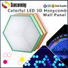220 Volt RVB 3D LED Panel Décoration Ceiling Light