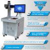 De Laser die van de vezel Plastic het Merken van de Prijs van de Machine Machine met Ce merken