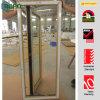 Woodgrain 색깔 Rehau PVC 단면도는 여닫이 창 Windows를 연다 밖으로