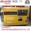 генератор тепловозной силы 5kw 6kVA электрический портативный