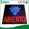 СИД Abierto Advertizing Display для Diamond Shop с CE (HAS0014)