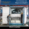 10 Tonnen Cer-anerkannte Salzlösung-Wasser-Eis-Block-Maschinen-am meisten benutzt in Afrika