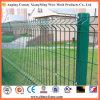 電流を通され、塗られた装飾用に鋼鉄に塀のサイトの防御フェンスの住宅に金属の囲うこと
