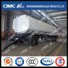 Cimc Huajun 18-30cbm 3/4 Axle Tanker Drawbar Trailer