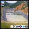 0.13.0mm Thickness Black Fish en Shrimp Farm HDPE Geomembrane