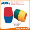 Бочонок спортивной площадки пластичный большой для малышей Zhongkai