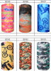 Bandana 100% multifonctionnel de Headwear de polyester de vente en gros
