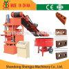 Vollautomatische hydraulische Lehm Sy1-10 Lego Ziegelstein-Block-Maschinerie