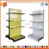 La vendita ha personalizzato la mensola di visualizzazione perforata supermercato del comitato posteriore (Zhs523)